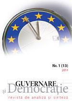 Guvernare şi Democraţie nr.13