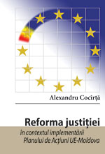 Judicial reform in the framework of the EU-Moldova Action Plan implementation
